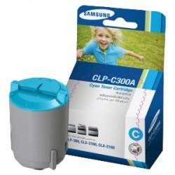 Samsung CLP-C300A/ELS Toner, 1000 Seiten, cyan