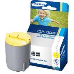 Samsung CLP-Y300A/ELS Toner, 1000 Seiten, gelb